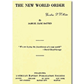 New World Order by Samuel Zane Batten