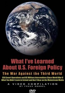 What I've Learned about U.S. Foreign Policy