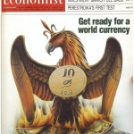 Economist one world currency